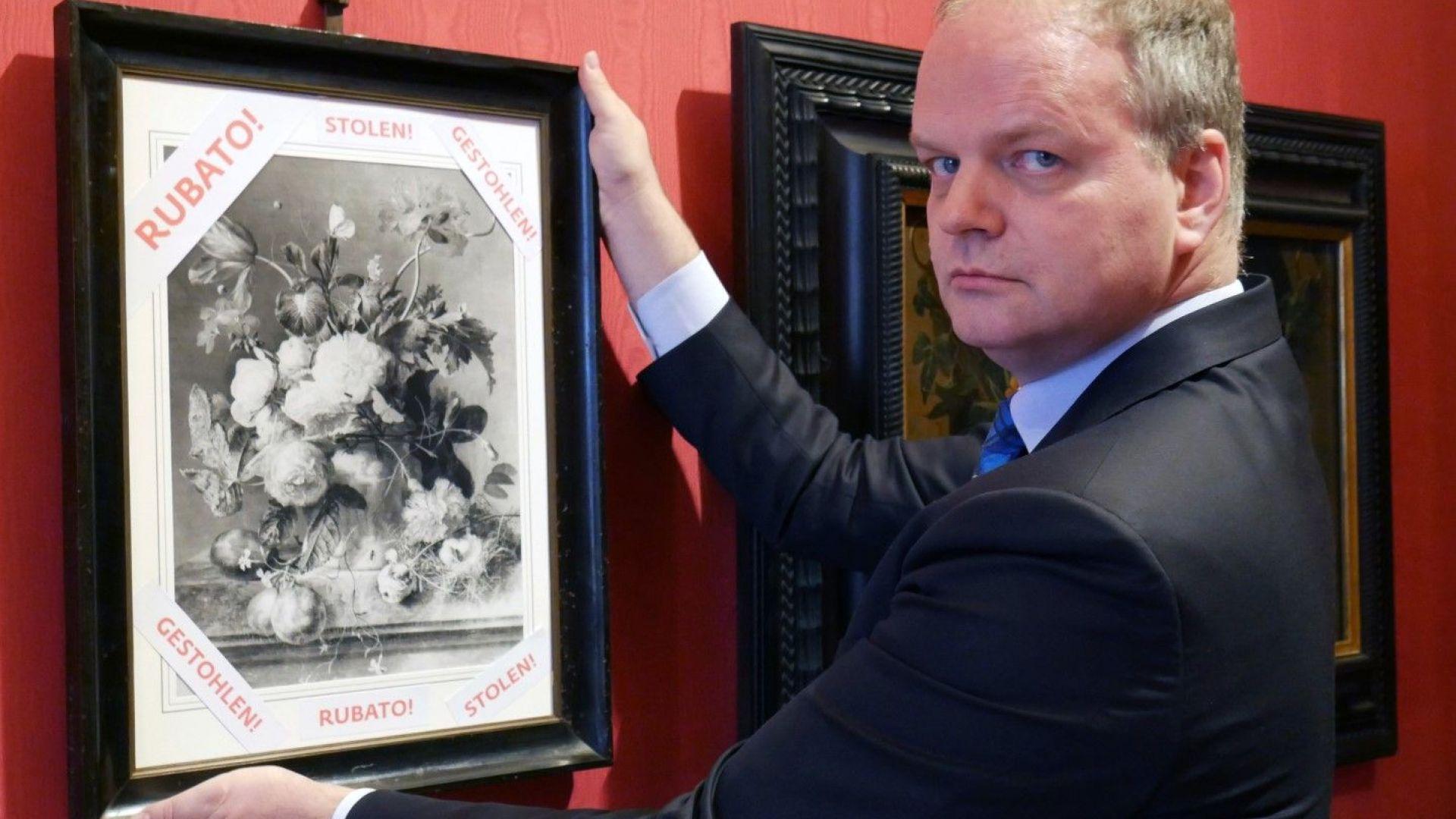 Призив към Германия: Галерия си поиска картина, открадната от нацистите