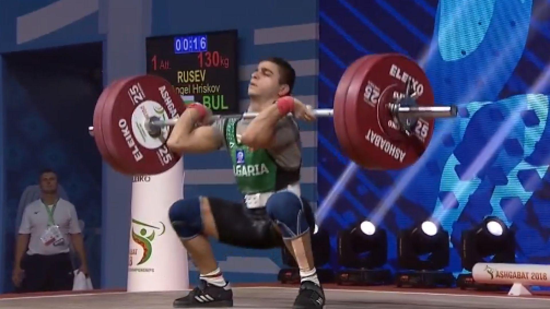 Допинг донесе медал за България