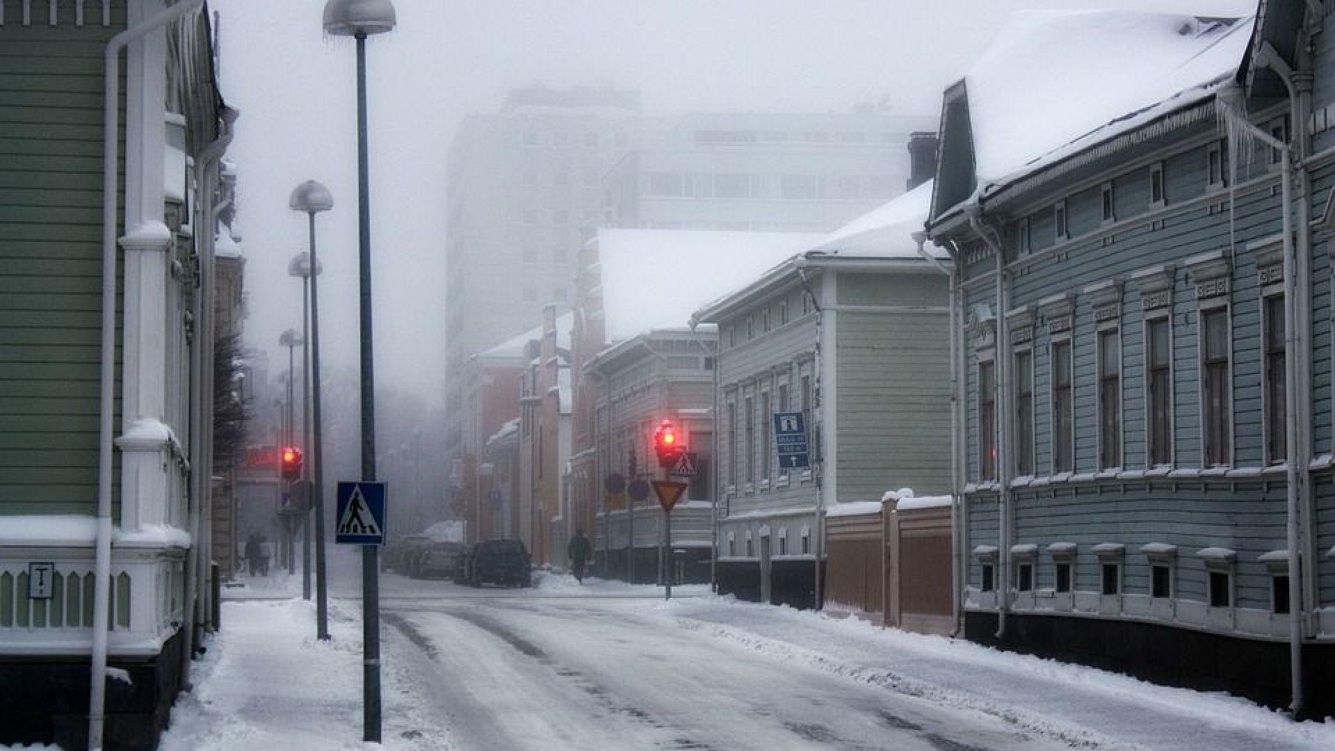 Финландия усети силата на запътилата се към България стихия