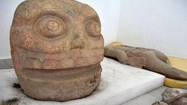 Археолози откриха за първи път храм на Одрания господар