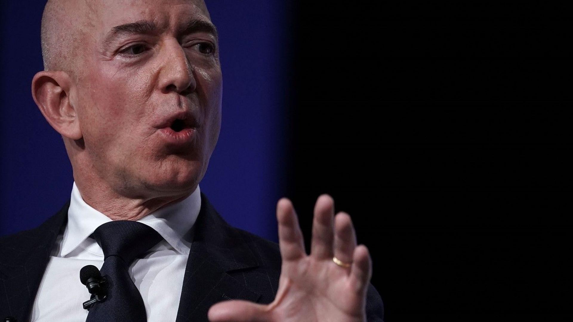 Нов световен лидер - Amazon изпревари Apple по пазарна капитализация