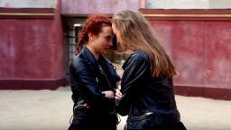 Дария Симеонова и Весела Бабинова - в един нетипичен сблъсък