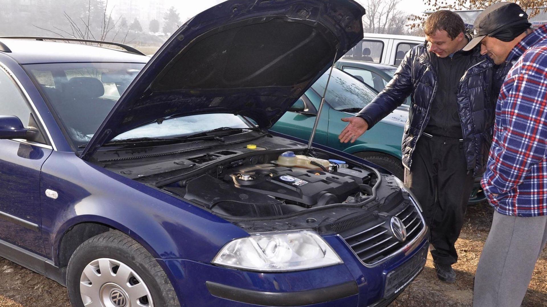 Германия обмисля да забрани и стари бензинови автомобили