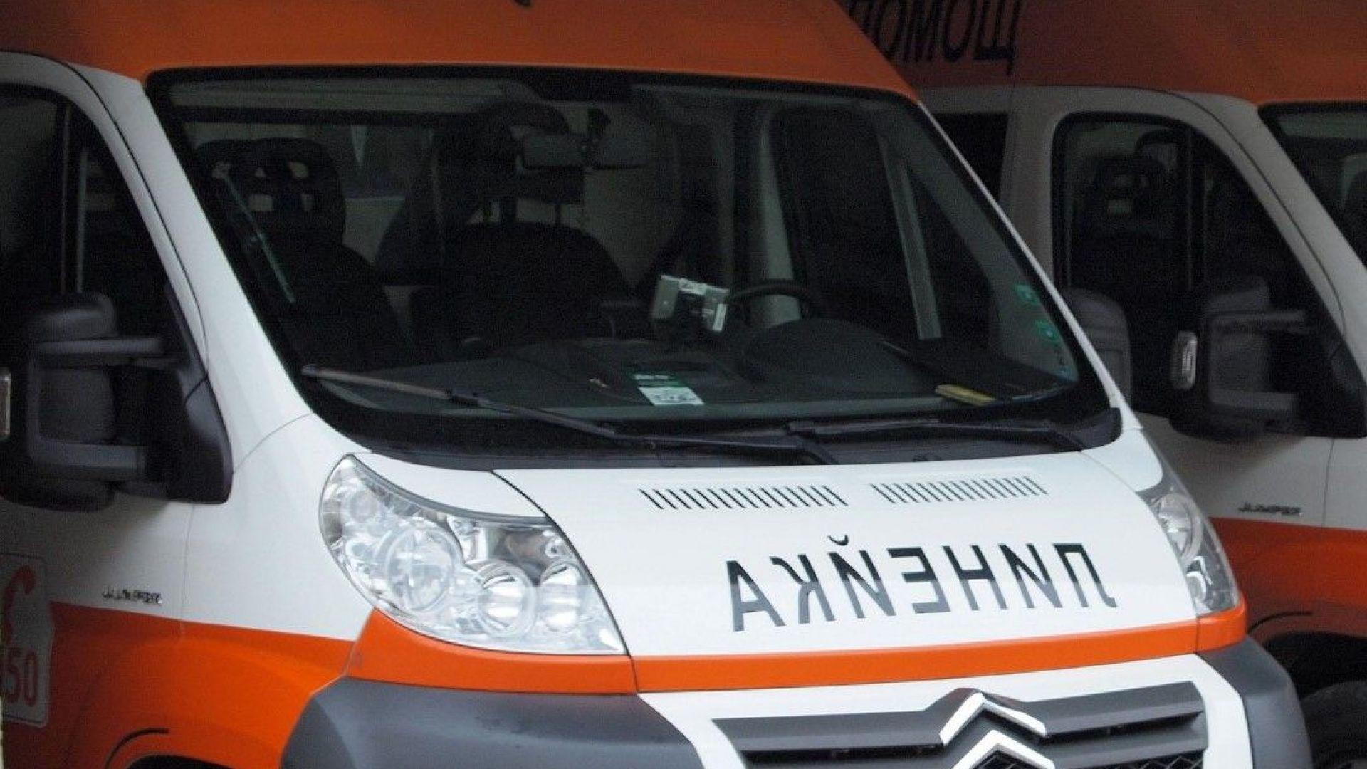 Мъж се метна с колата си в пропаст край София, успя да се изкачи до пътя и там умря