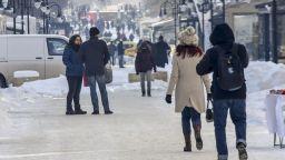 Студът остава поне до сряда, температурите са от - 20 до 0°