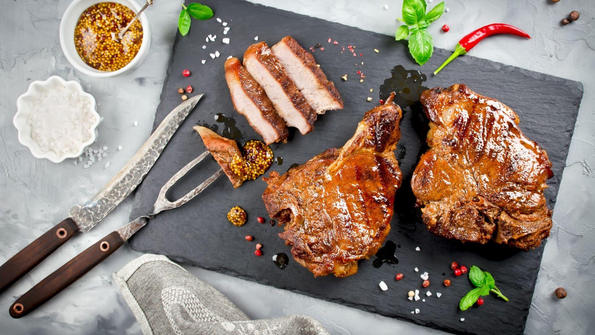 Веган месото с обещаващи печалби за бизнеса