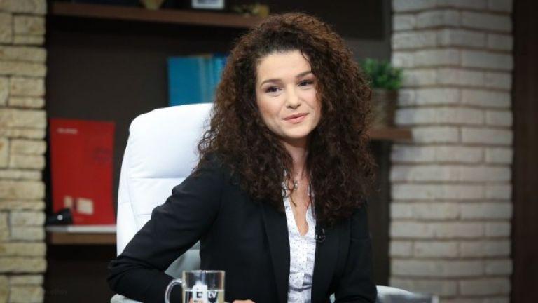 Александра Кръстева