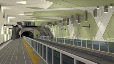 Ето как ще изглеждат новите станции на метрото (снимки)