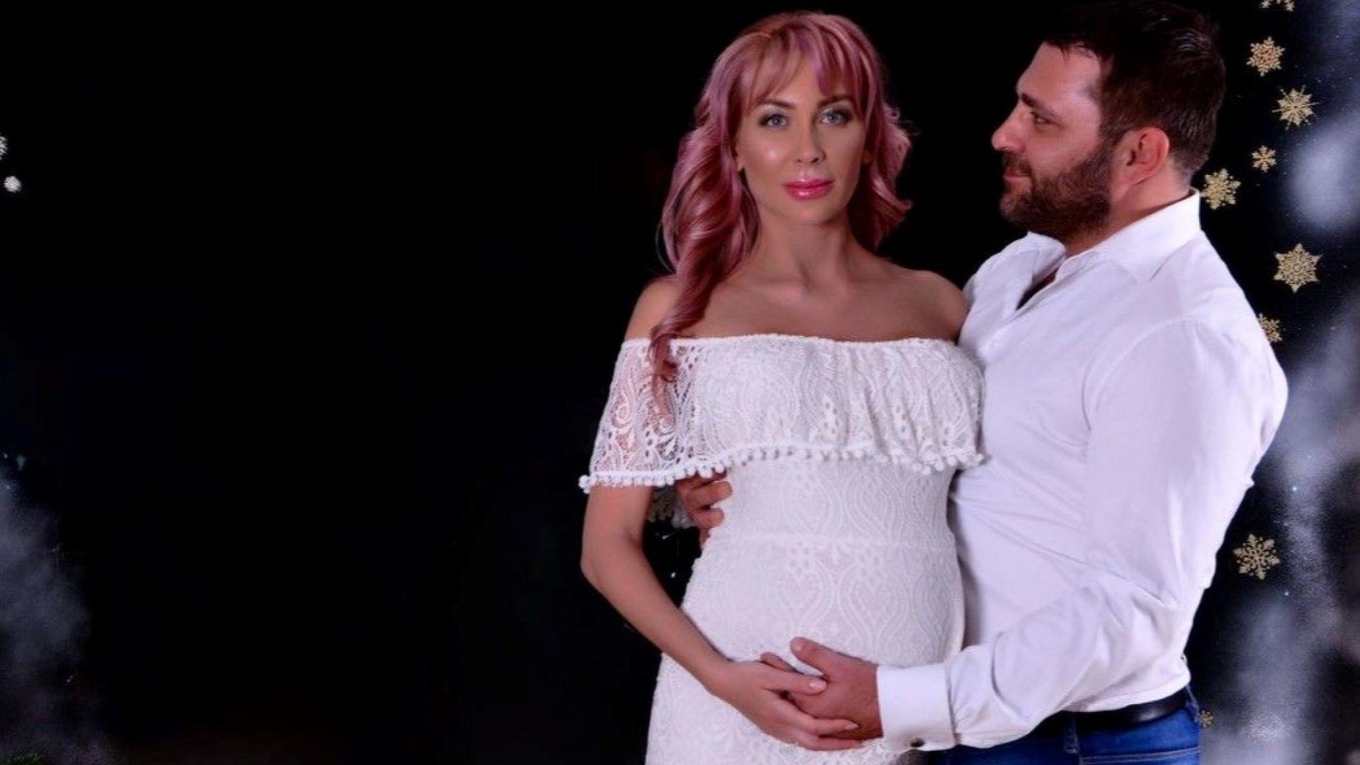 Антония Петрова стана майка за първи път