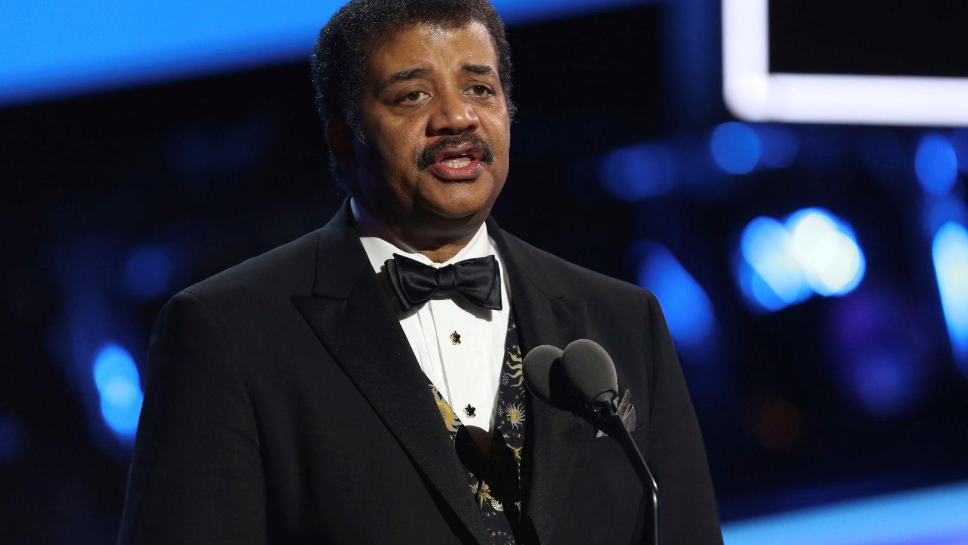 """Нешънъл джиографик"" спря шоуто на астрофизика Нийл Деграс Тайсън"