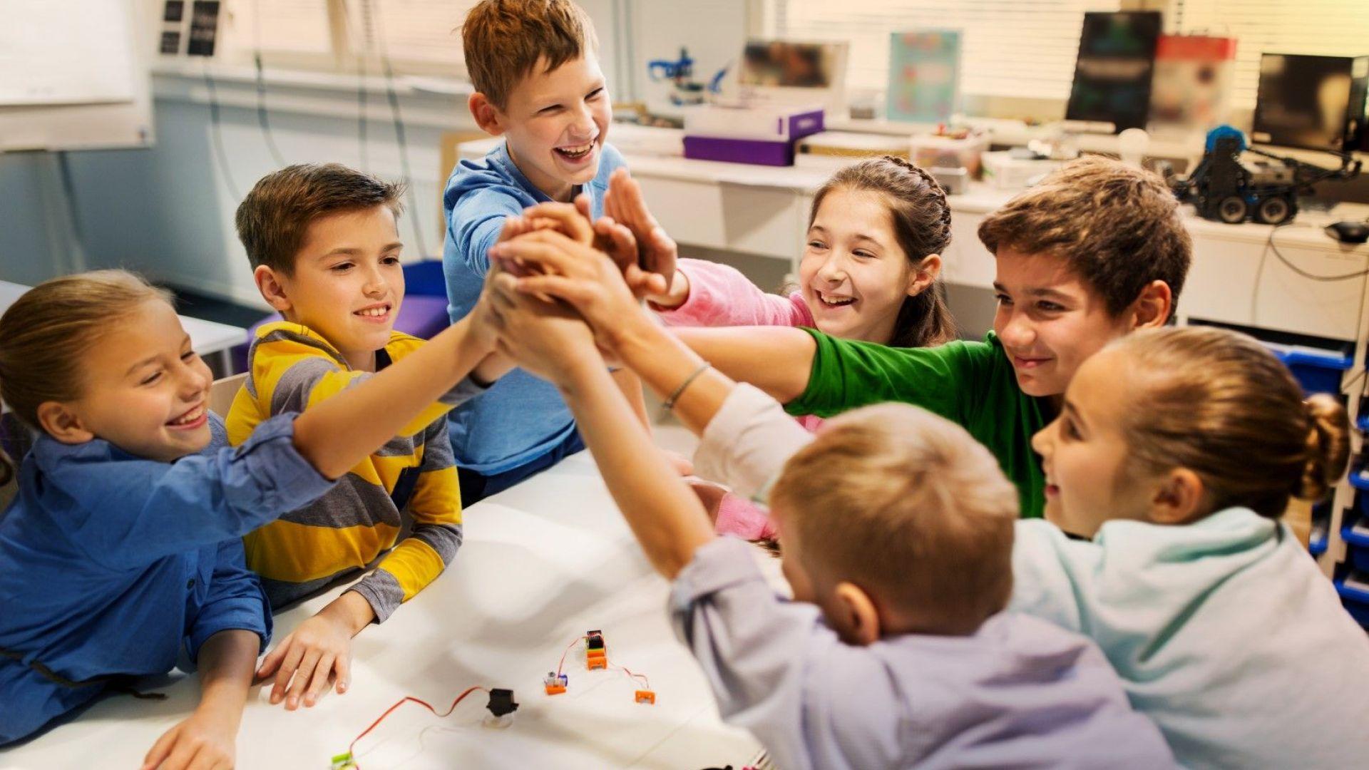 Българските деца са сред най-здравите в ЕС