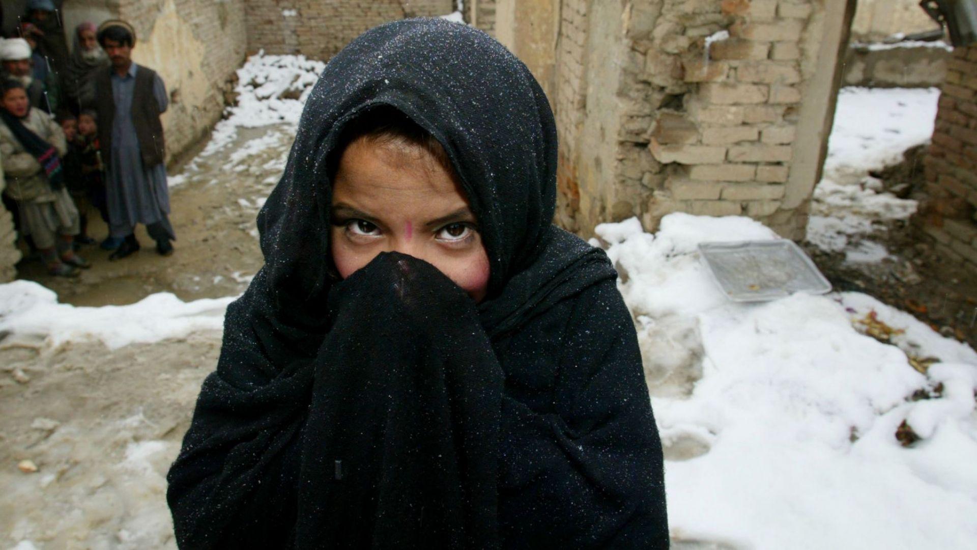 Кабул без злато може, но без сняг - не (видео)