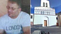 Почернен баща нае убиец да застреля свещеника, насилил дъщеря му