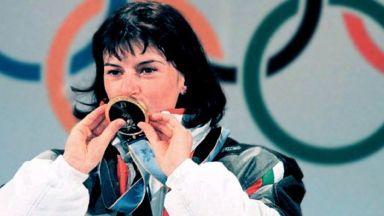 Катя Дафовска: Иван Славков промени церемонията, за да ми връчи златния медал