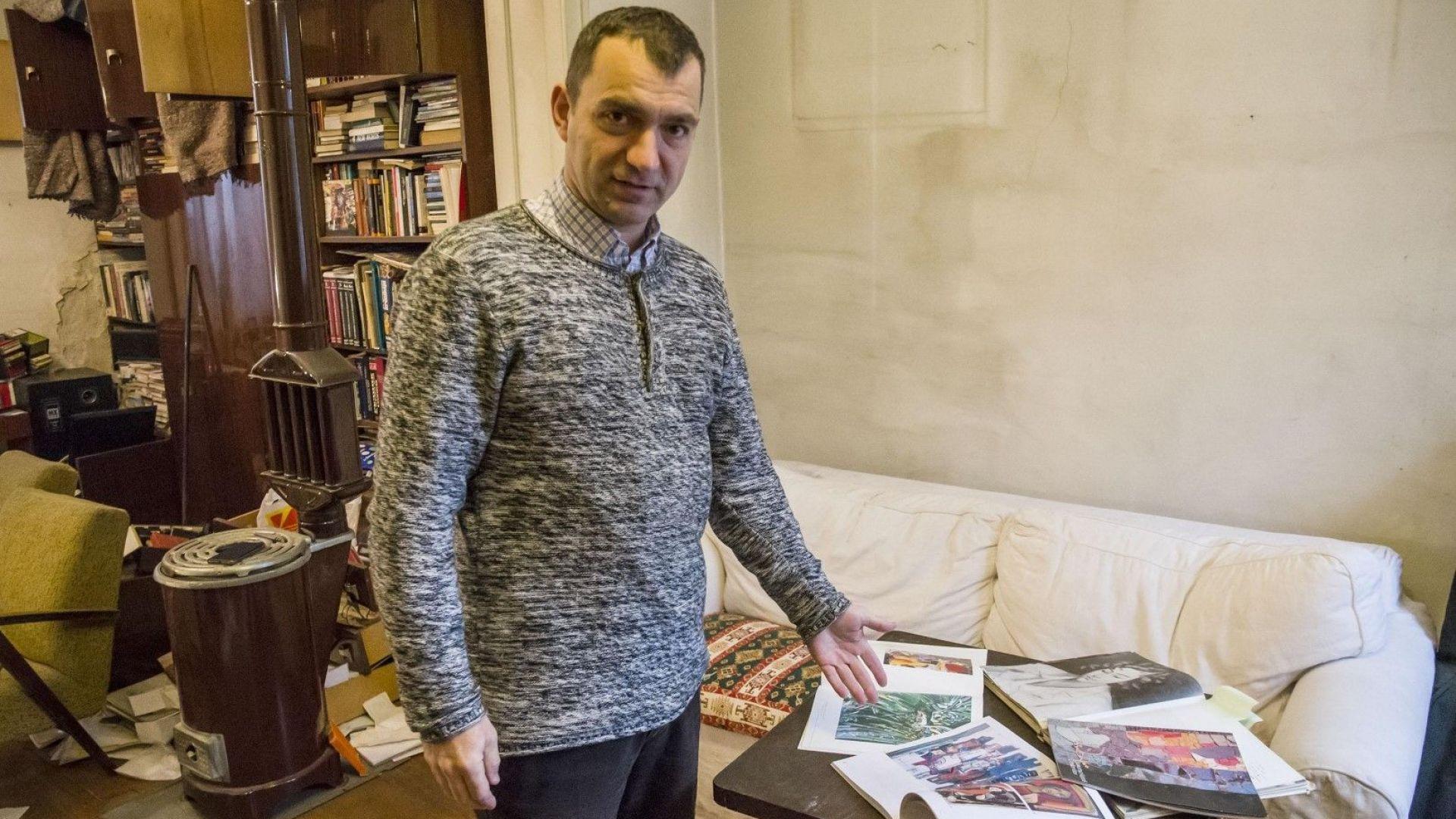 Наследниците на Майстора ще открият изложба с върнатите картини