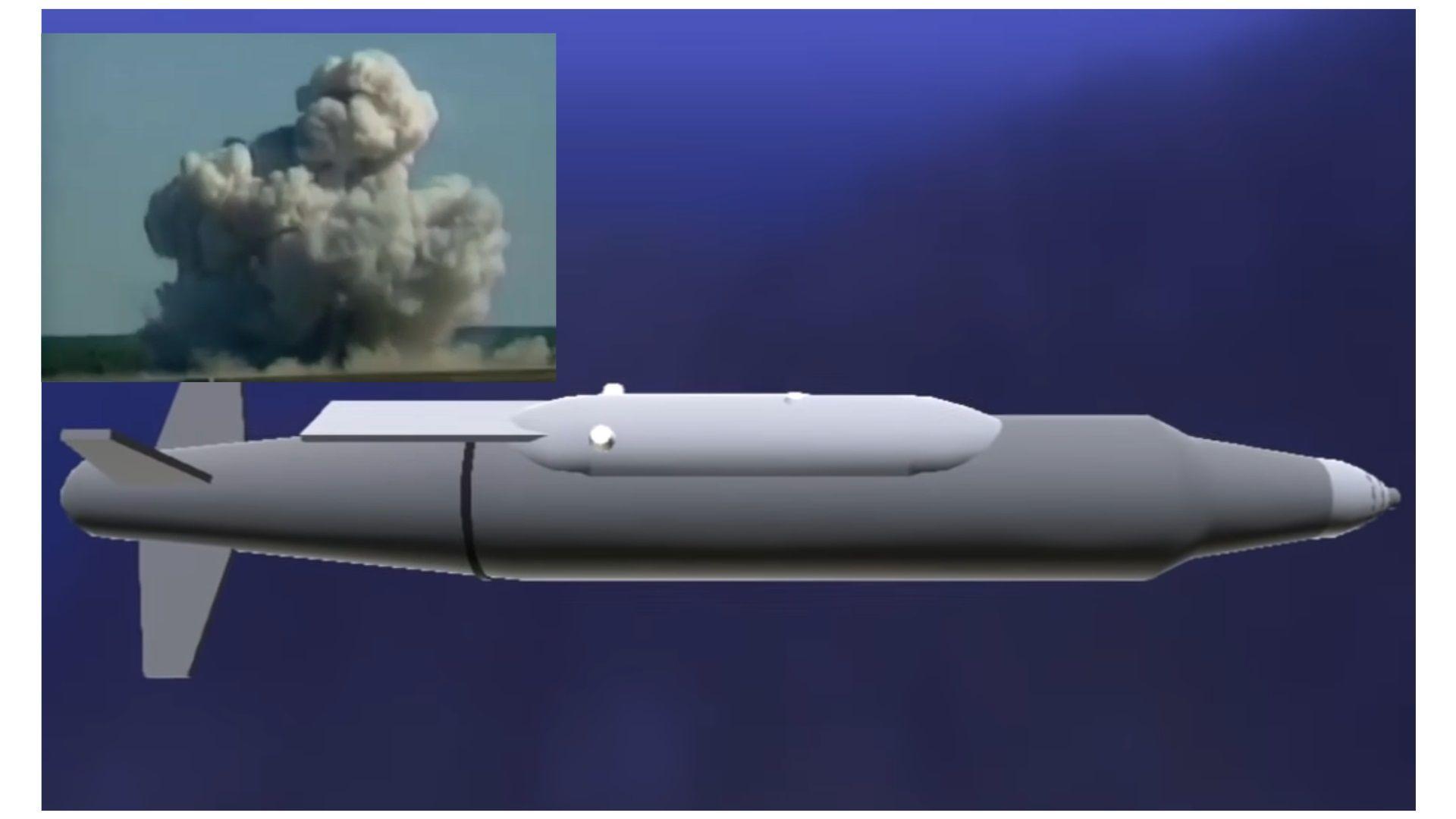 """И Китай изпробва своя """"майка на всички бомби"""""""
