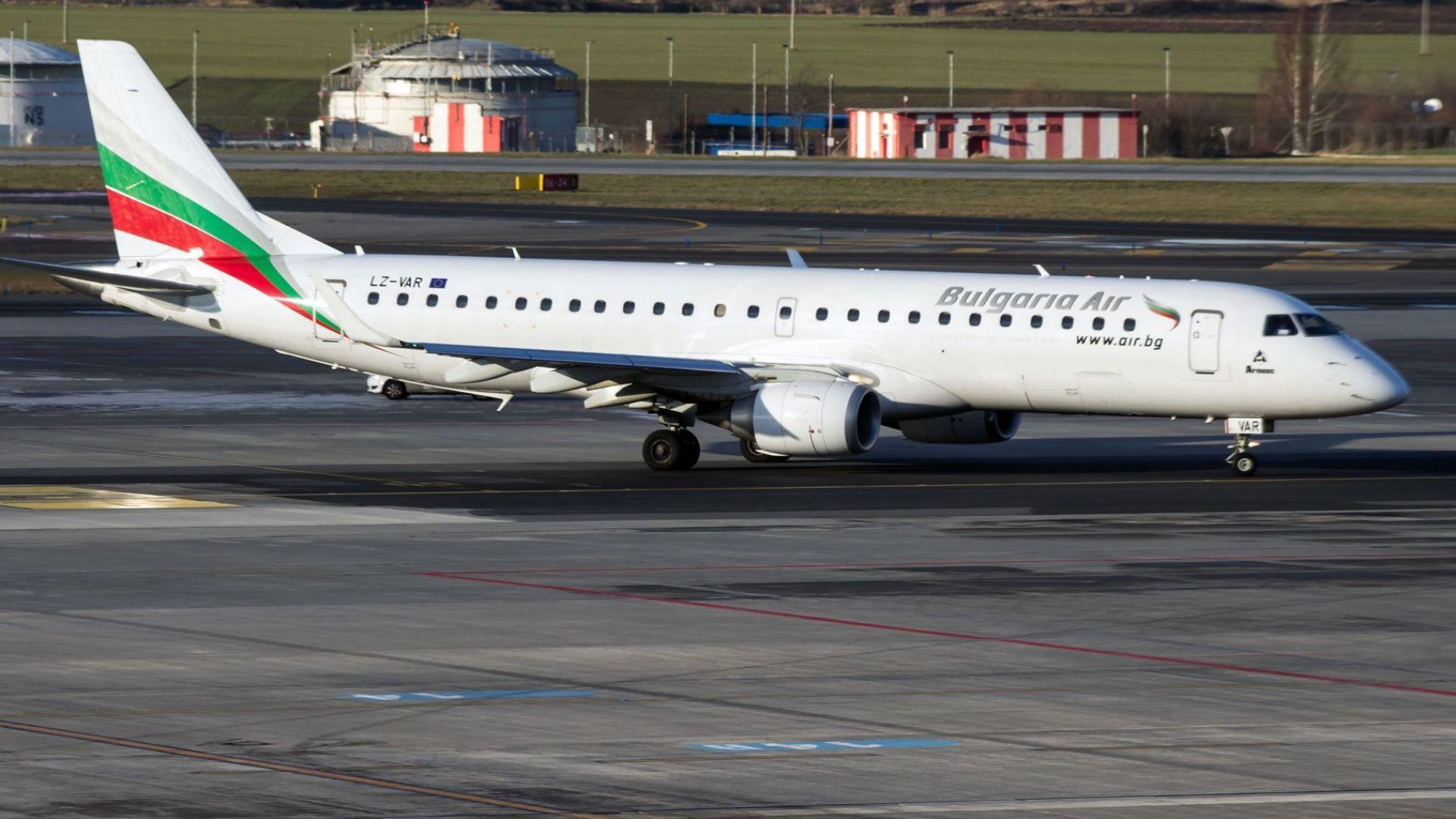 """""""България Ер"""": Не се очакват нови закъснения на полети, ще има компенсации"""