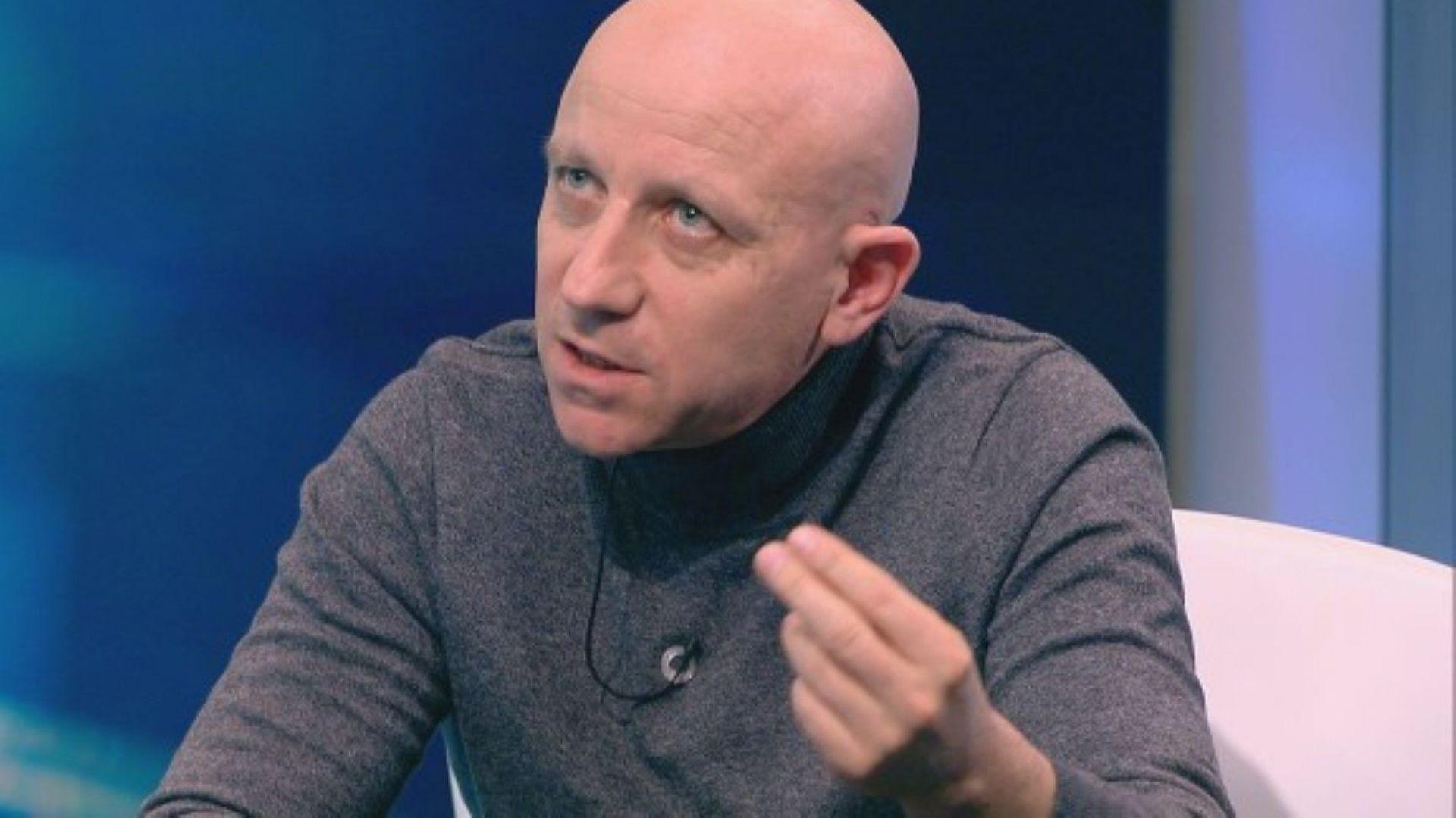 Бизнесменът Ивайло Пенчев: Вредно е да помагаме на ленивите