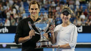 Нечовешка драма, фамозен тенис и нова швейцарска титла