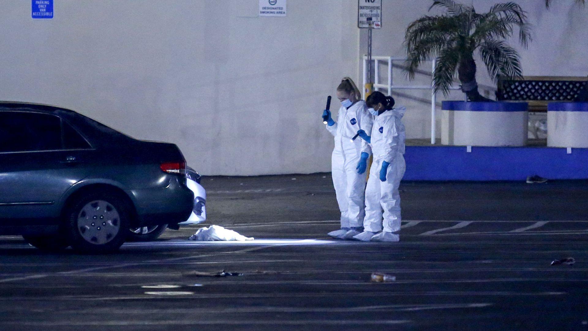 Стрелбата на боулинга в Лос Анджелис е заради сбиване