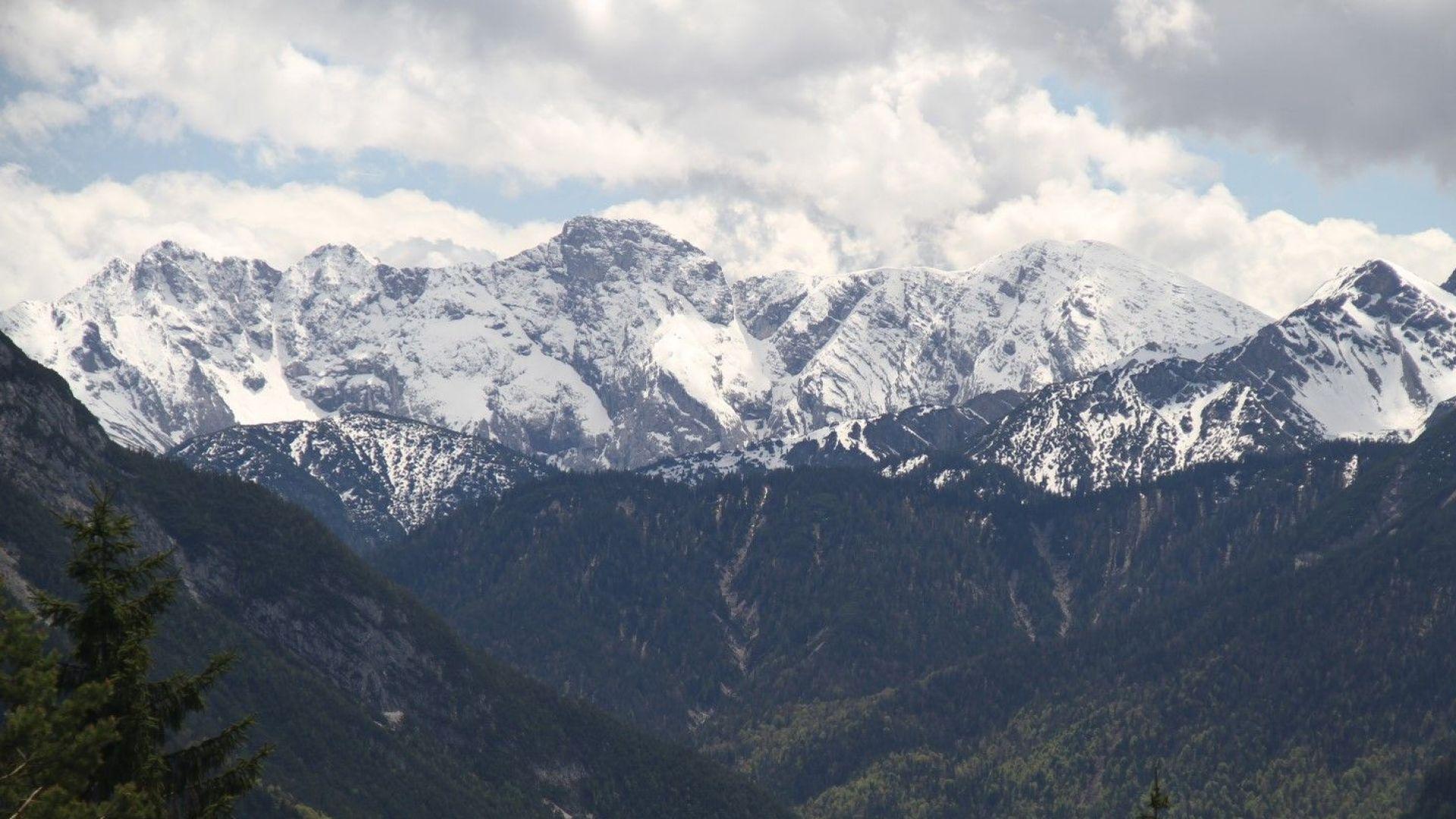 Баварските Алпи