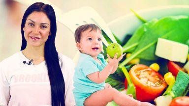 Fab Mama: И бебетата се хранят здравословно