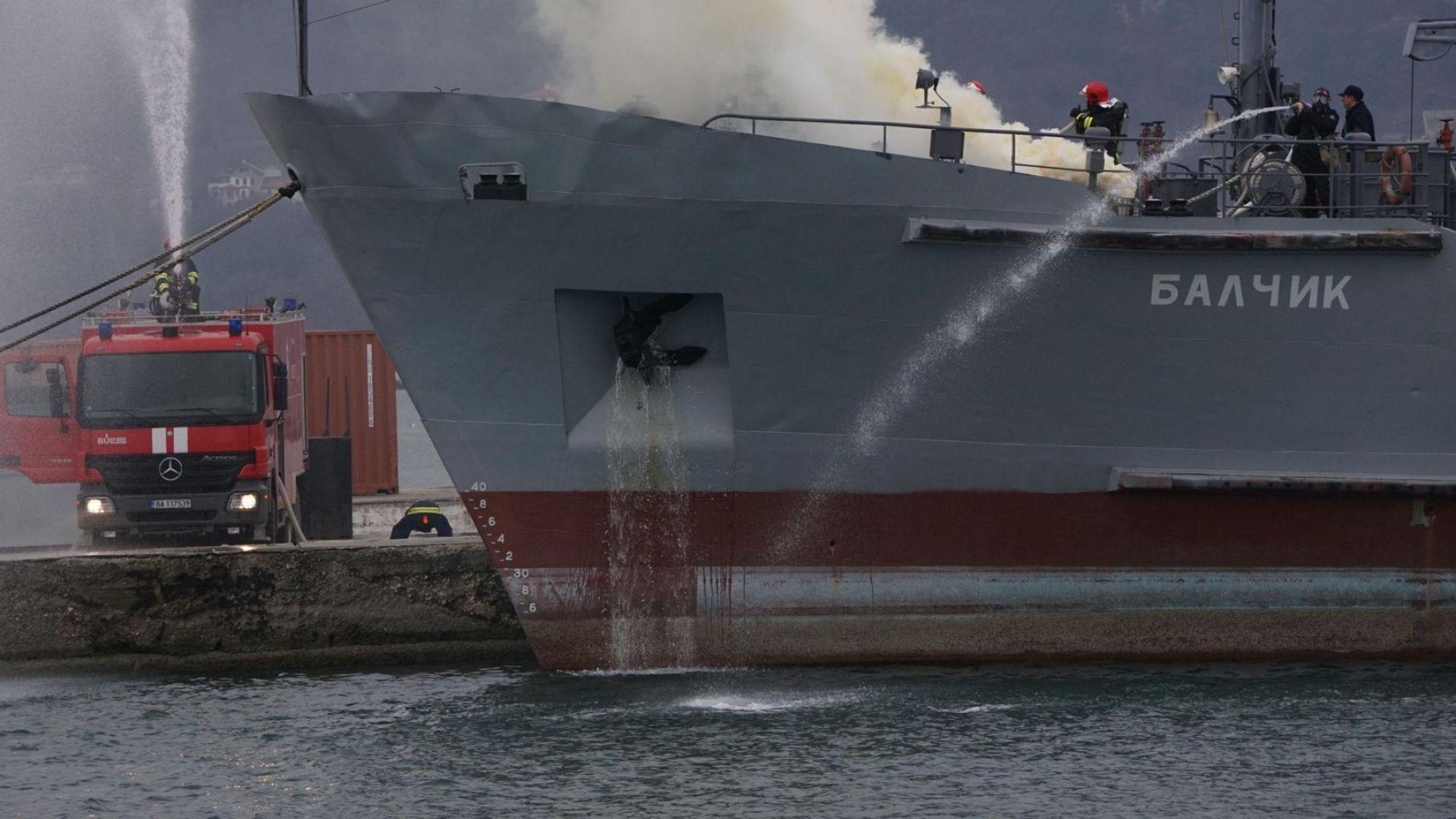 3 фирми подадоха оферти за 2 нови кораба за ВМС за близо 1 милиард