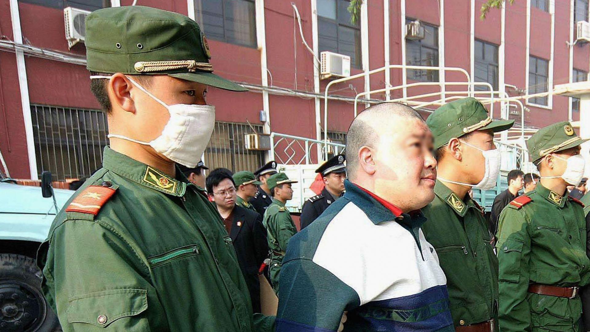 Китай екзекутира нападател на детска градина