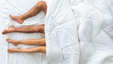 Как да се отървем от прането на обемните чаршафи