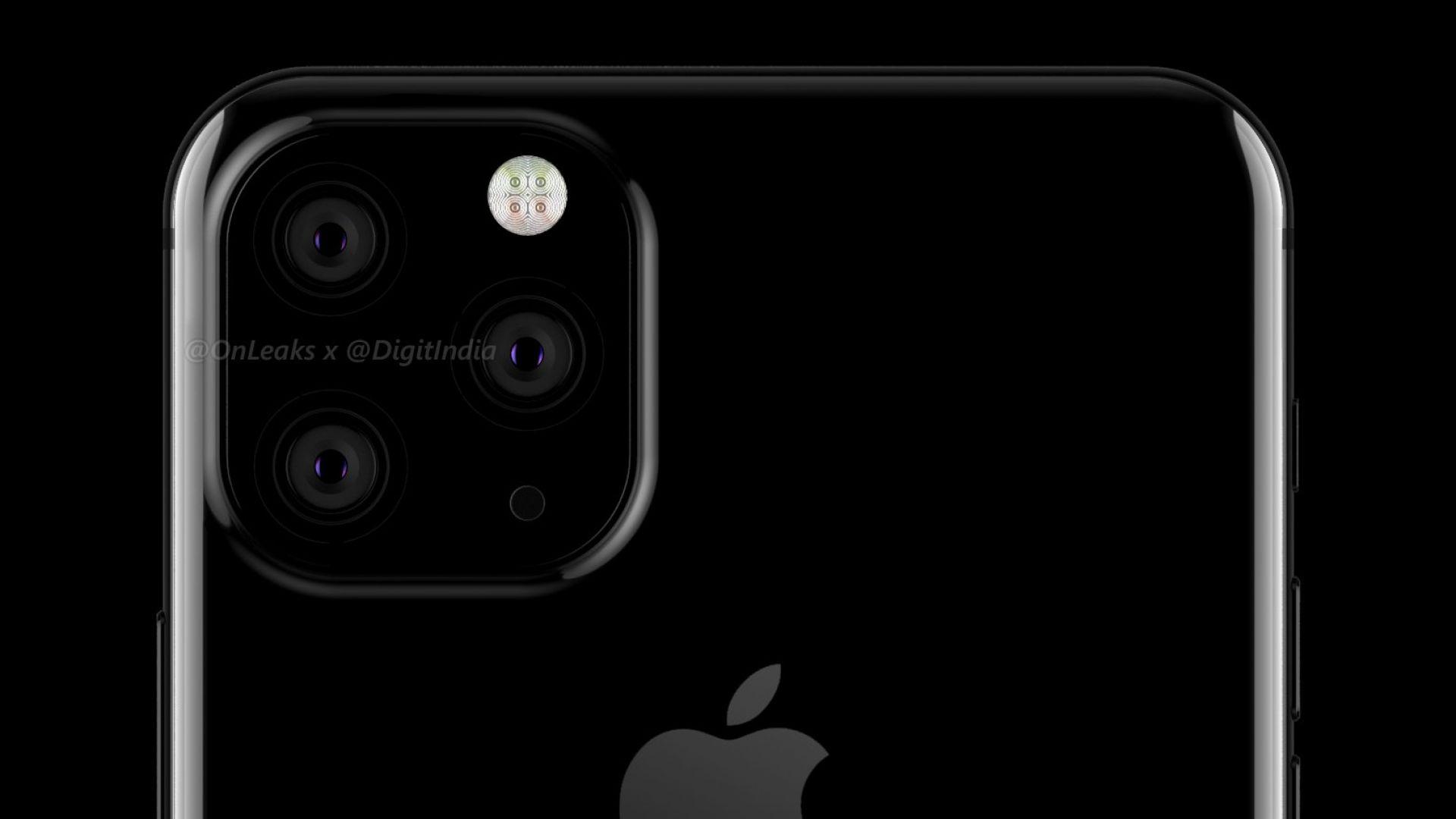 Спорен дизайн за iPhone-ът с тройна камера