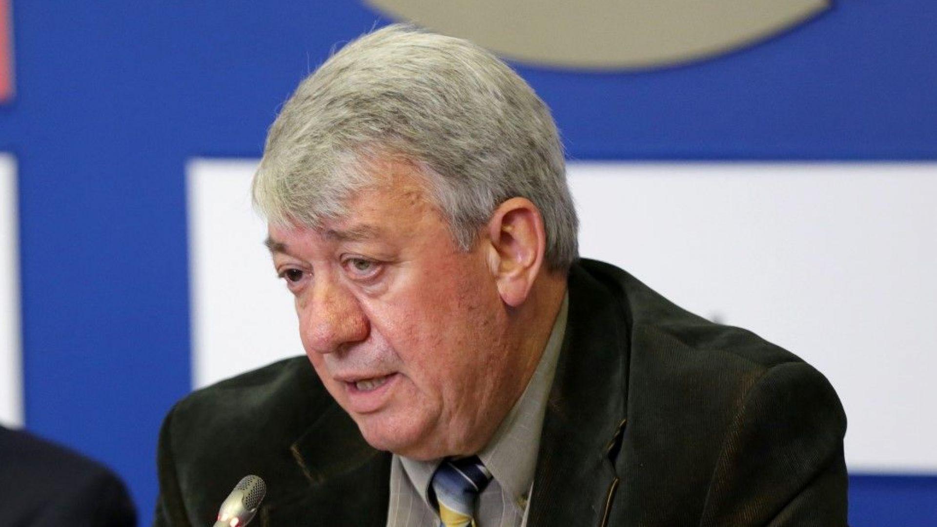 """Симов: При протеста на """"жълтите жилетки"""" няма да има вандалски прояви"""