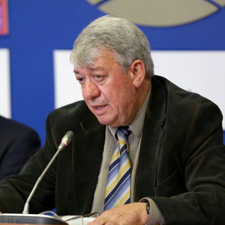 Симо Симов, говорител на Националното сдружение на търговци и превозвачи на горива