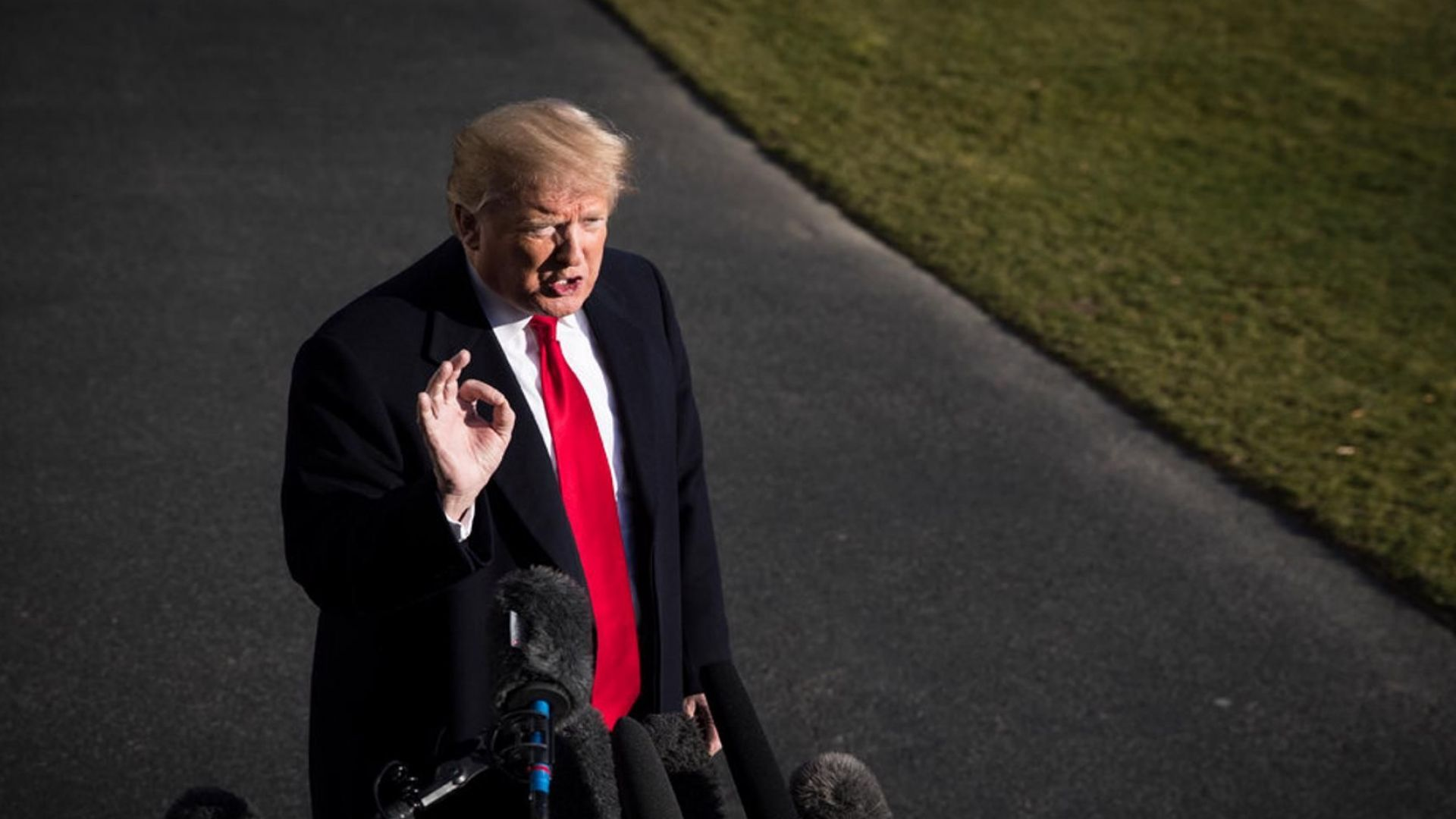 Доналд Тръмп с извънредно обръщение към нацията