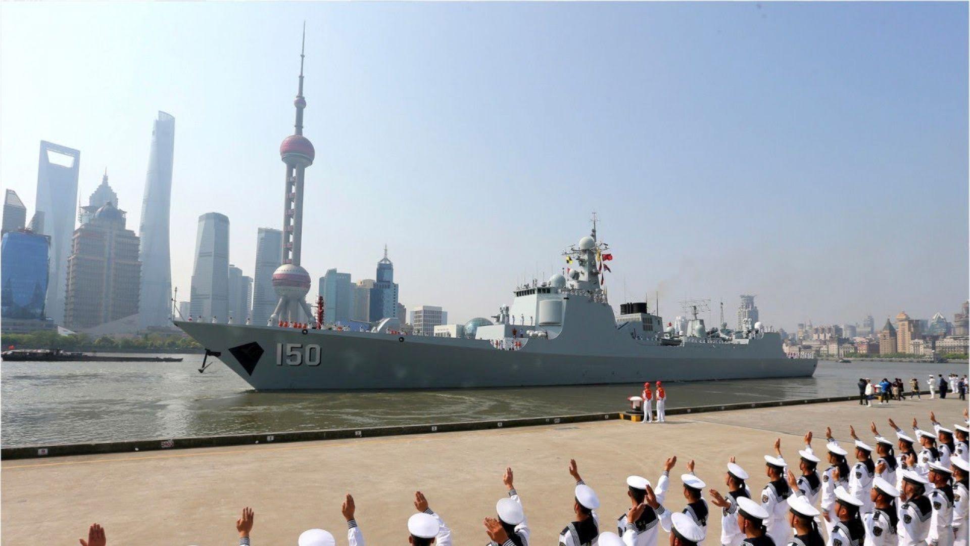 Китай обяви, че е лидер в областта на релсотронните оръжия