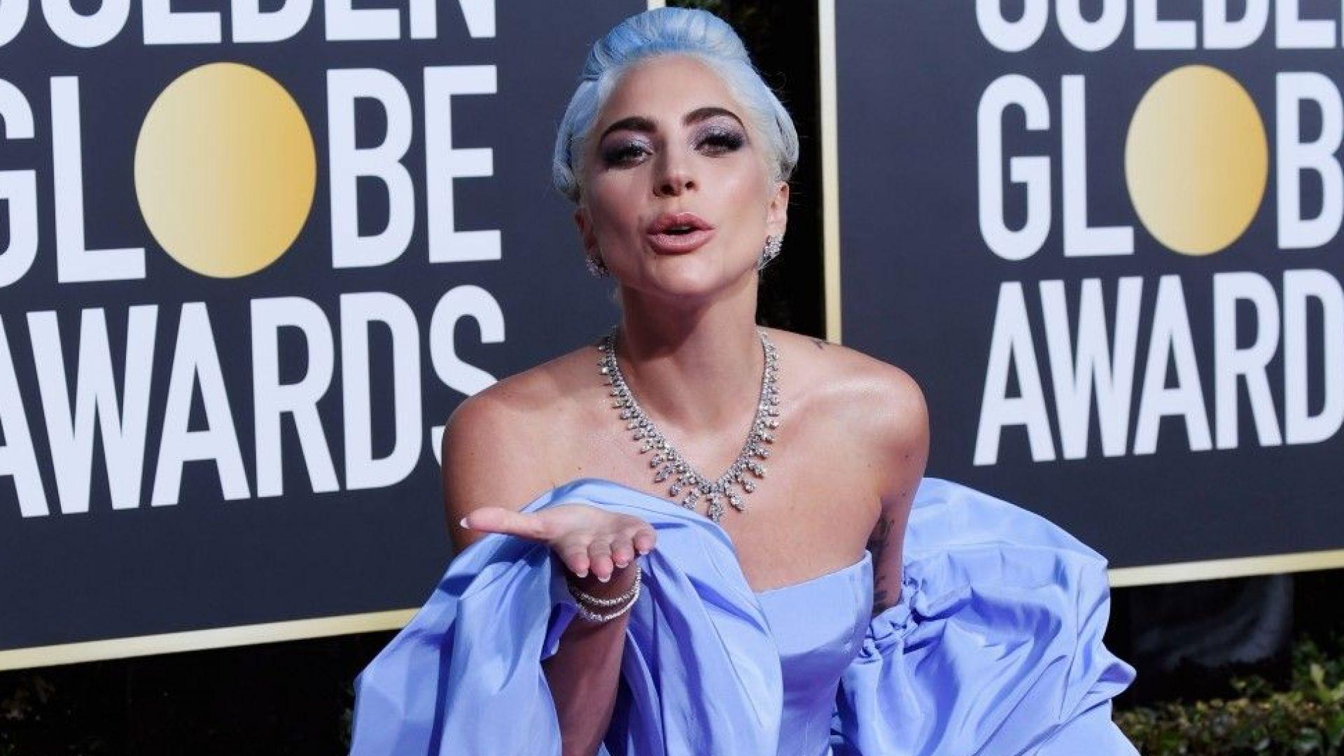 Лейди Гага като Джуди Гарланд и с диаманти за $5 млн.