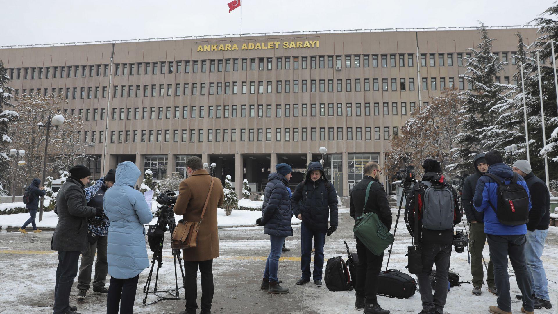 Започна процесът за убийството на руския посланик Карлов в Анкара, 28 са обвиняеми