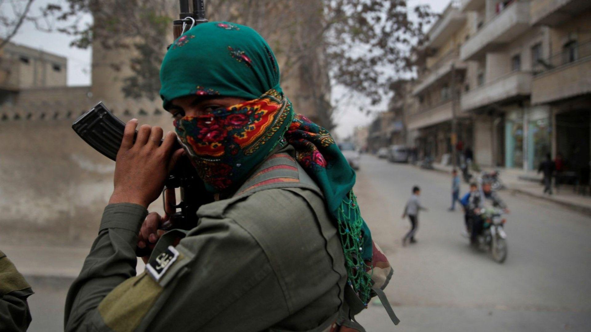 Турция иска САЩ да й прехвърли военните си бази в Сирия или да ги унищожи