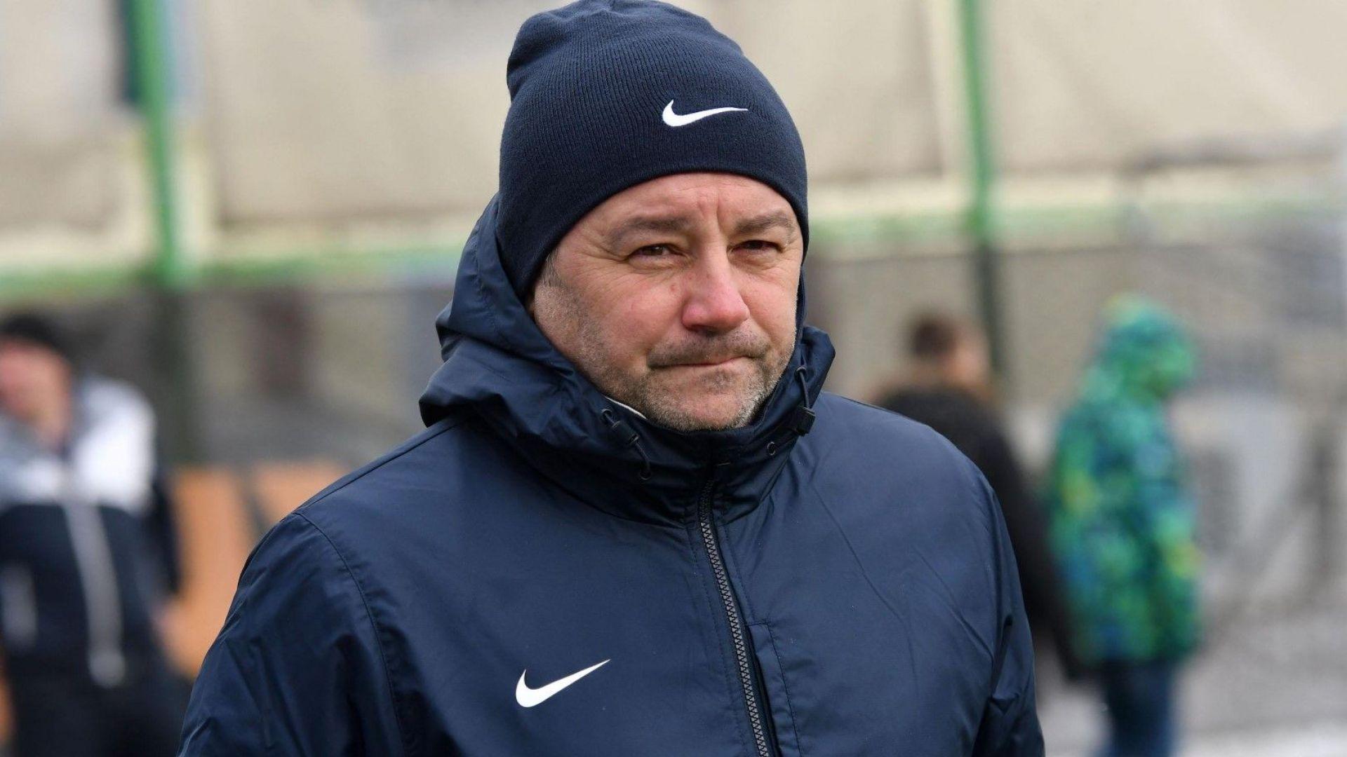 Стоянович: Имах оферти, но съм тук, оставам в Левски до юни
