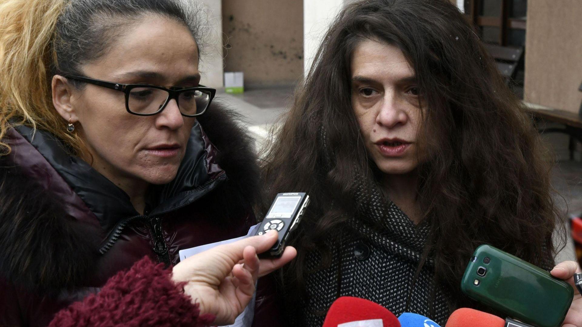 Съдът остави окончателно под домашен арест Иванчева и Петрова