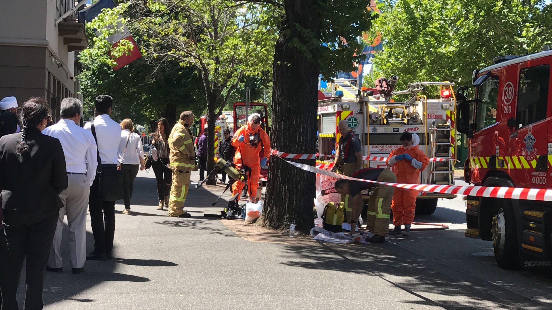 Евакуираха посолства в Австралия заради подозрителни пратки