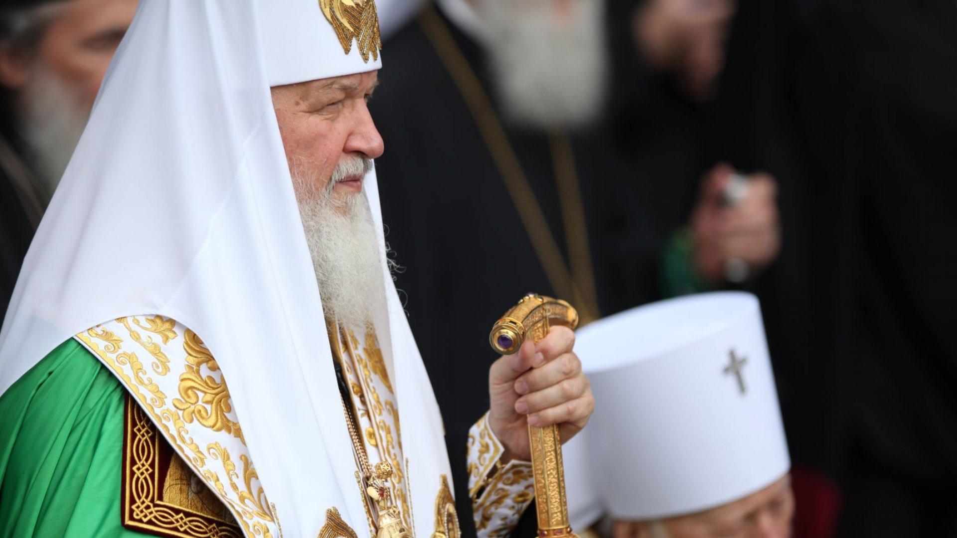 Руският патриарх: Смартфоните могат да доведат Антихриста