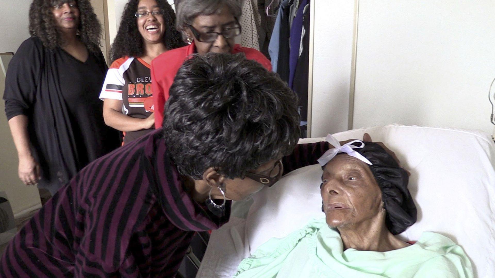 Най-възрастната жителка на САЩ почина на 114 години