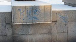 Тийнейджър се извини за надраскани паметници в Русе