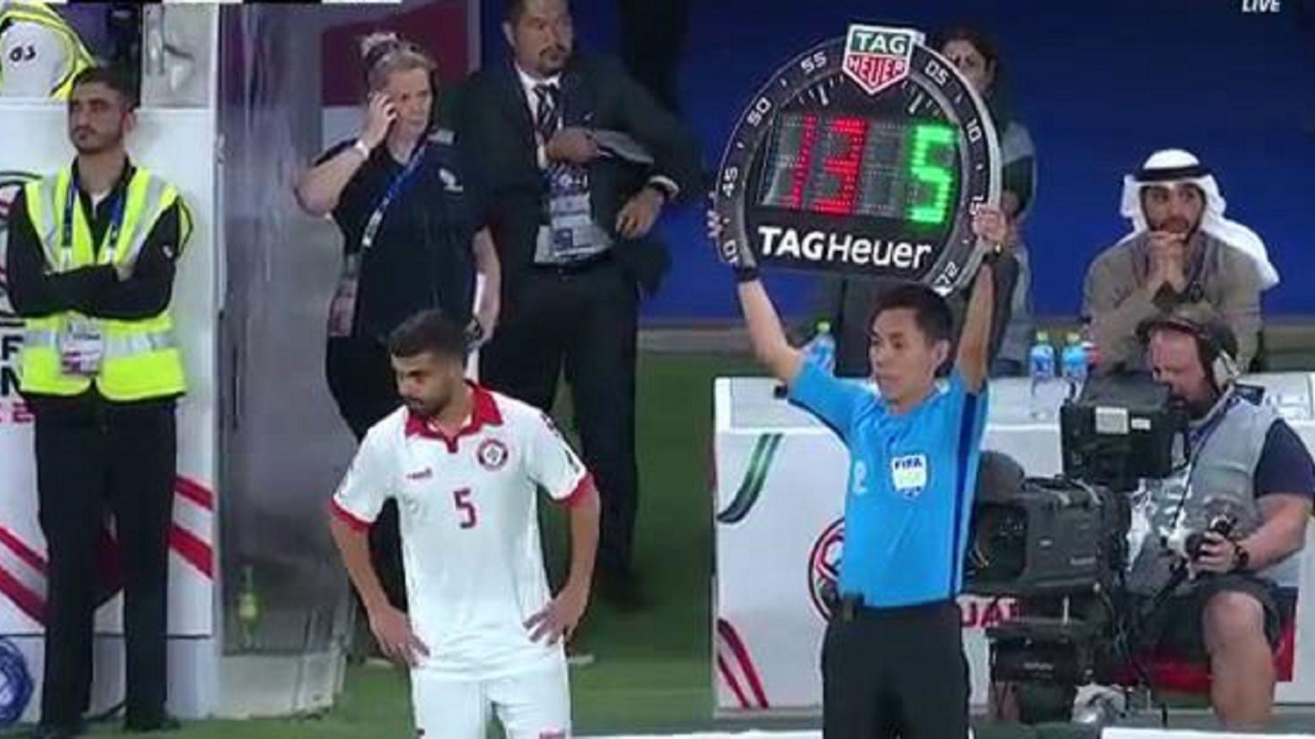Софиянец игра за Купата на Азия, но националният му тим загуби
