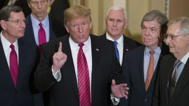 Тръмп спира да дава брифинги в Белия дом?