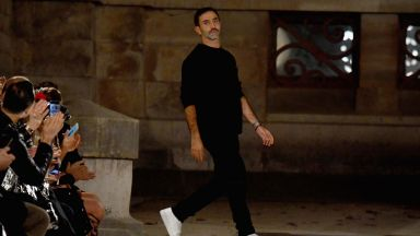 """Рикардо Тиши представи концепцията си за """"Бърбъри"""""""
