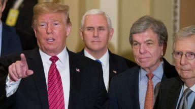 Конгресмени в САЩ се отказват или даряват заплати