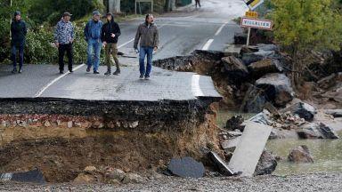 Европа през 2018: катастрофални жеги, студ, наводнения и суша (видео)