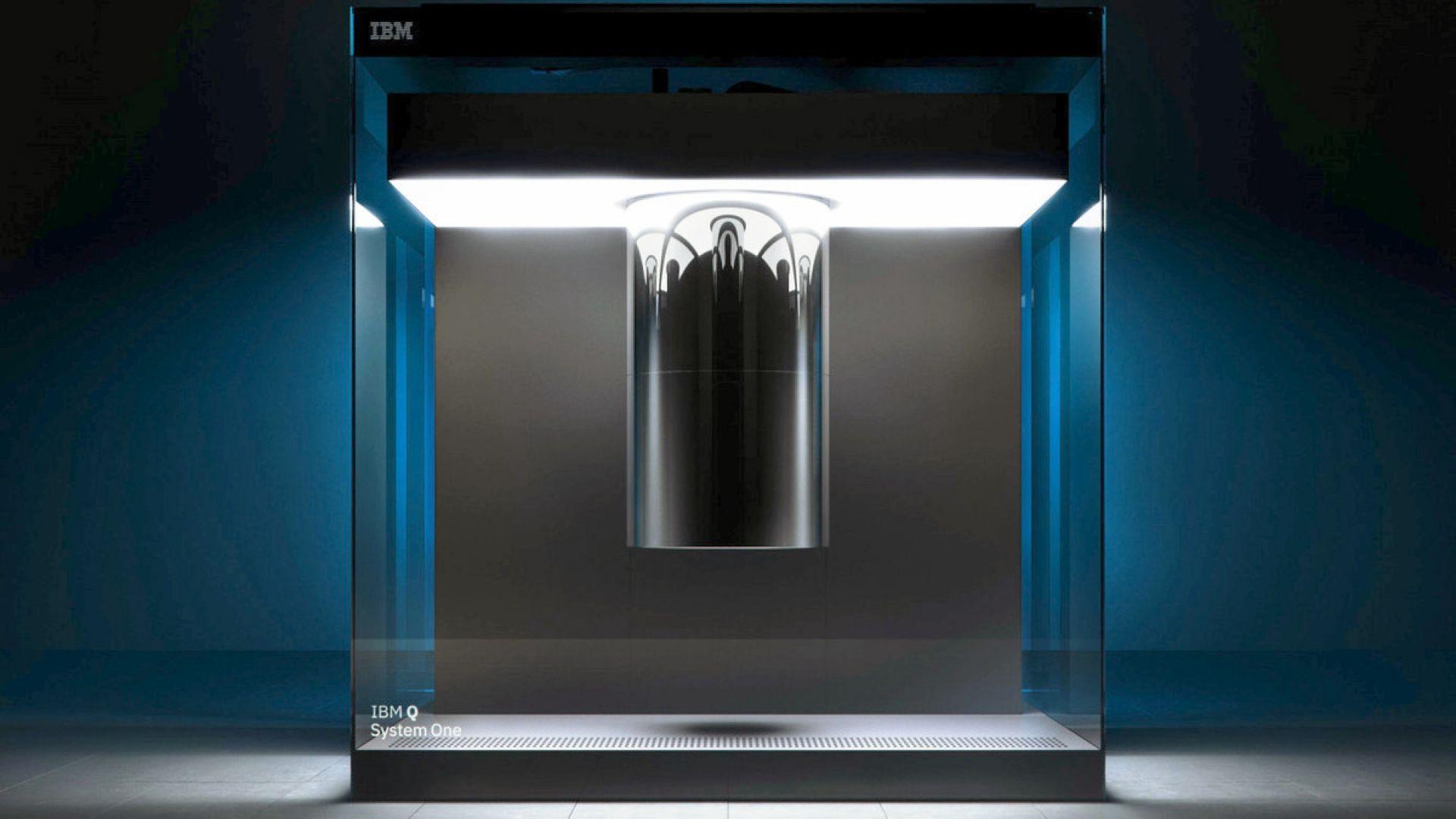 IBM показа комерсиален квантов компютър