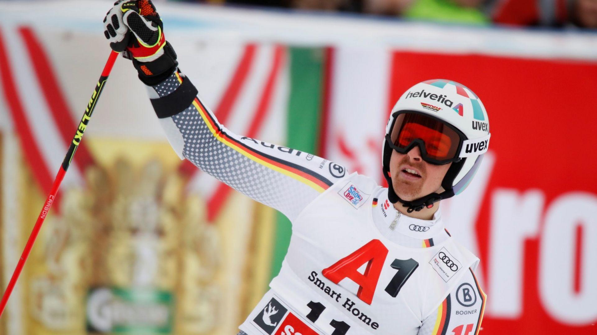 Отнеха дебютна победа в алпийските ски заради кислородна маска